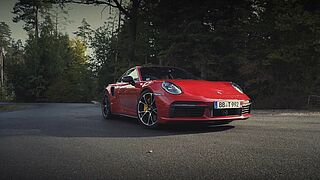 A ride in the TECHART-upgraded 710 hp Porsche 911 Turbo (992).