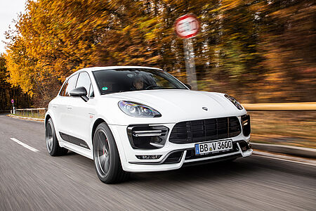 Techart For The Macan Models