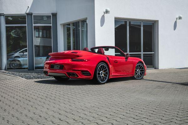 Airintakes Spoileraufsatz Flaps für Porsche 911//991 GT3 GT3RS AI022