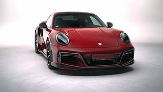 TECHART 992 Turbo S - Unlocked