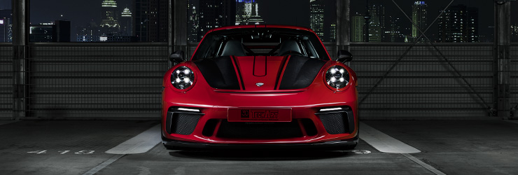 TECHART for the 911 GT3