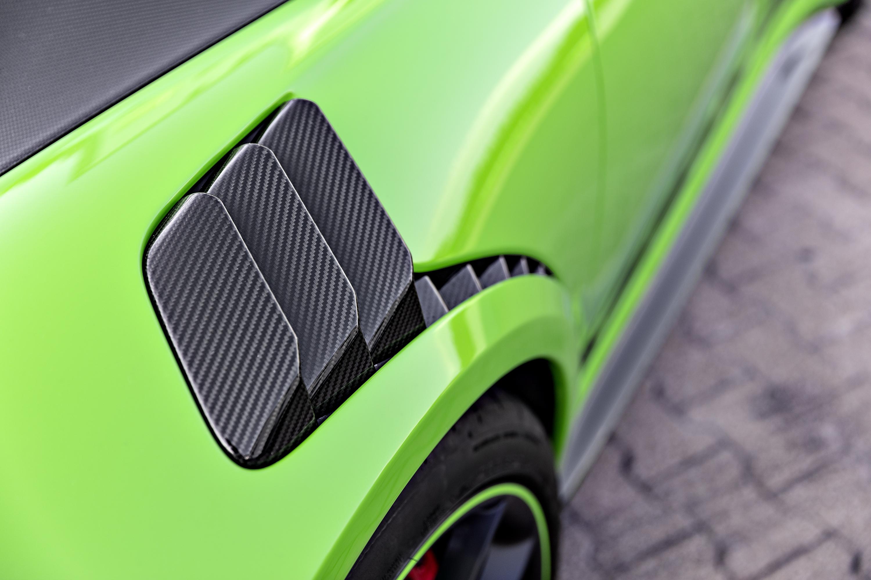 Carbon für 911 GT3 und GT3 RS