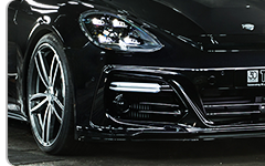 TECHART for the Panamera
